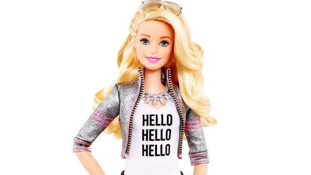 """Nieuwe Barbie: ""Hello Barbie"" stuurt de opnames van je kind de cloud in!"""